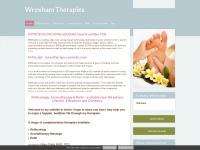 Wrexhamtherapies.co.uk
