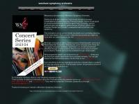 Wrexhamsymphonyorchestra.co.uk