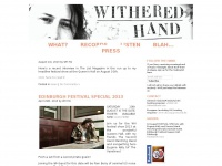 witheredhand.com