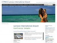 Larnaca International Airport The unofficial website