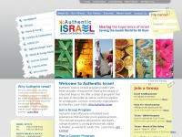 authenticisrael.com