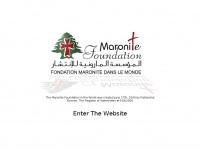 maronitefoundation.org