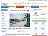 Turkey travel - Turkey guide - Turkey forums - Turkey classifieds