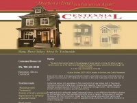 centennialhomes.net