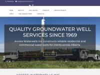 accesswaterwells.com