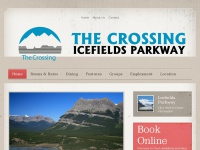 The Crossing Resort | Icefields Parkway Resort | Canadian Rockies |