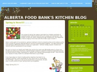 Alberta Food Bank's Kitchen Blog | Bringing the community together in the kitchen!