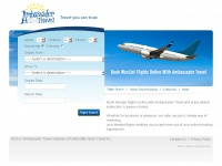 canadaairlinetickets.ca Thumbnail