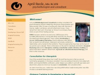 april-steele.ca Thumbnail
