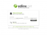 Welcome to edline.net