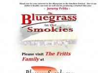 bluegrassinthesmokies.com