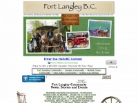 Fort Langley Village | The FORT Shopping Directory BC Canada