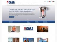 casa-firesprinkler.org Thumbnail