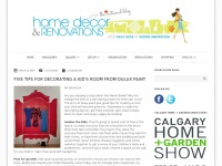 Home Decor & Renovations