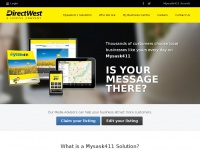 DirectWest | Providers of Mysask411 | Providers of Mysask411