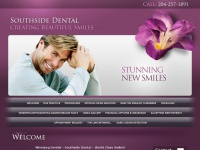 Winnipeg Dentist - Southside Dental - Dr. Stevens - Winnipeg, Manitoba R2M 5M3