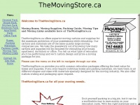 Themovingstore.ca