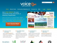 e-voice.org.uk
