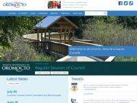 oromocto.ca