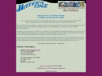 thewatersedgegallery.com