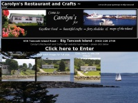 Tancookislandrestaurantandcrafts.ca