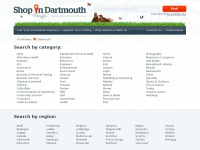 shopindartmouth.com