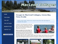 Macleodcottages.ca