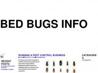 bedbugsinfo.ca