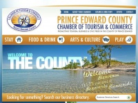 | PRINCE EDWARD COUNTY CHAMBER OF TOURISM & COMMERCE |