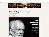 Cherwellsingers.org