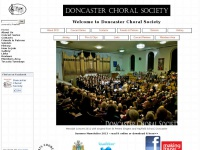 Doncasterchoralsociety.org.uk