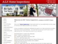 Agfhomeinspections.ca