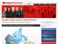 Lawyernetwork.ca