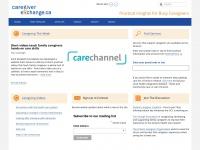 caregiverexchange.ca Thumbnail