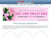 canadaflowers.ca Thumbnail