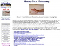 Memoryfoammattress.org