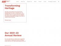 ahfund.org.uk