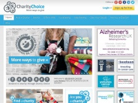 charitychoice.co.uk Thumbnail