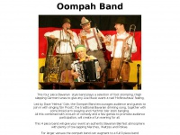 Oompah-bands.co.uk