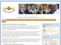 Winslowconcertband.co.uk