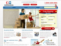 Movers- Premier Moving Company - North American Van Lines