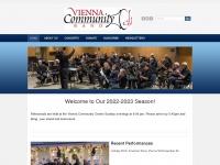 viennacommunityband.org