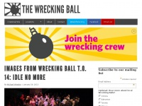 Thewreckingball.ca