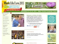 Whole Life Expo 2014 | natural health, alternative medicine, and eco-friendly lifestyles