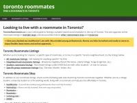 Torontoroommates.ca