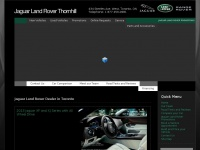 Land Rover Jaguar Thornhill | Thornhill Jaguar and Land Rover Dealer