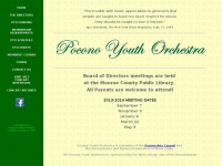 pocono-youth-orchestra.org