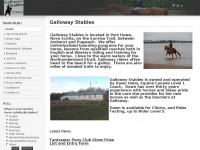 gallowaystables.com