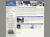 Ski Accommodation - Ski Resort Hotel, Condo and Chalet Accommodations and Lodging