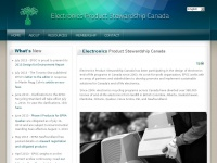 Electronics Product Stewardship of Canada